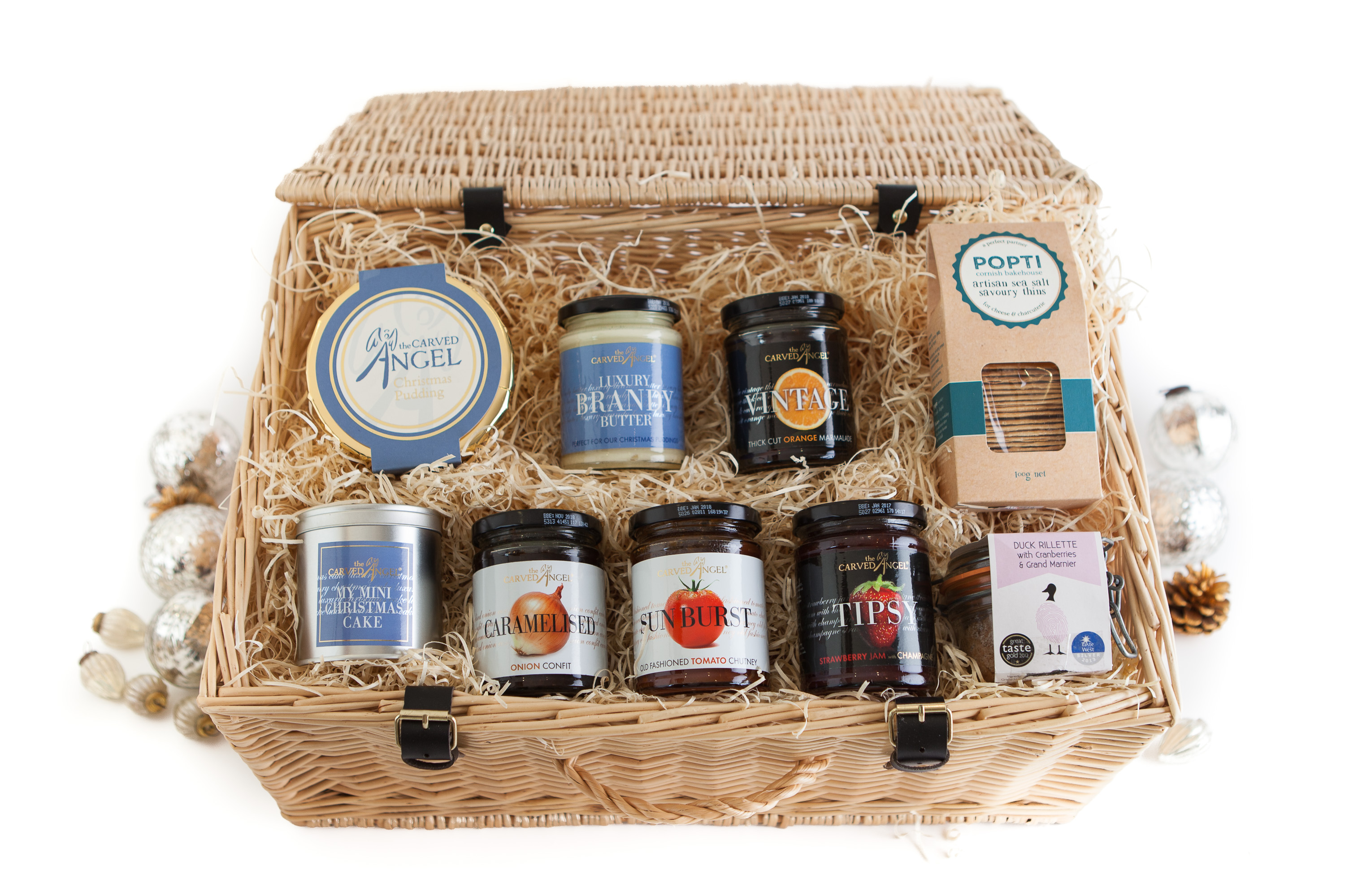 Hampers the classic christmas hamper solutioingenieria Gallery