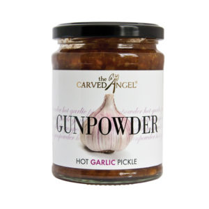 Gunpowder Hot Garlic Pickle (325g)