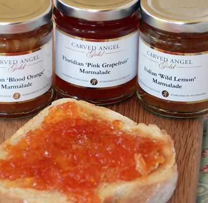 Sicilian 'Blood Orange' Marmalade (215g)