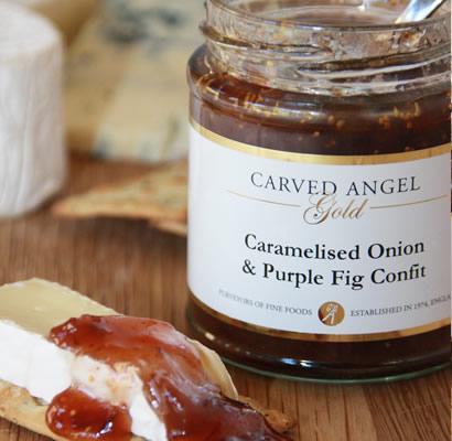 Caramelised Onion  & Purple Fig Confit (215g)