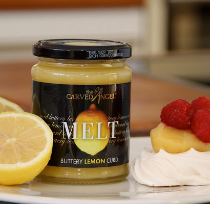 Melt All Butter Lemon Curd (320g)