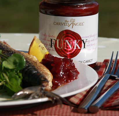 Funky Beetroot and Carrot Chutney (280g)