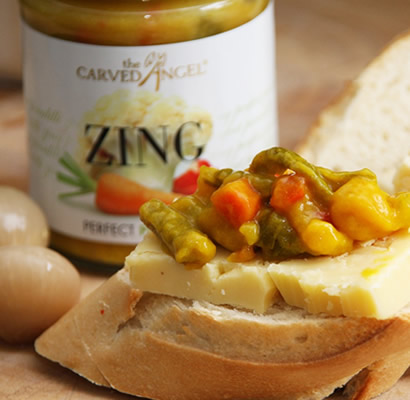 Zing Perfect Piccalilli (320g)