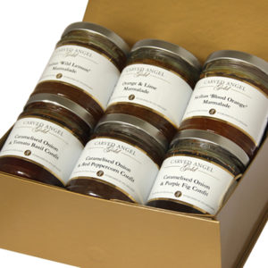 The Connoisseur Gift Box (personalise your selection)