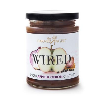 Wired Spiced Apple & Onion Chutney