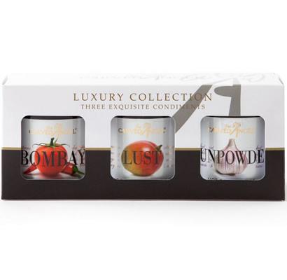 Luxury Condiment Collection   (Chutneys & Pickles)