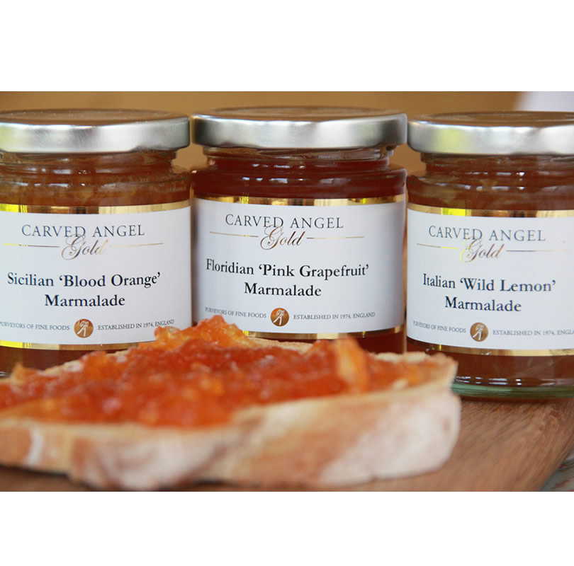 Luxury Condiment Collection   (Marmalades)
